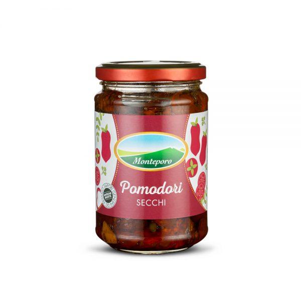 pomodori secchi monteporo